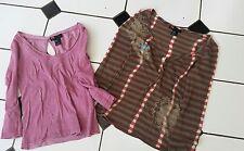 Ladies Clothing Bundle Diesel Small ~ 2 x Tops ~