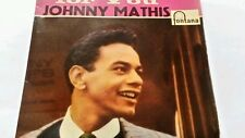 """JOHNNY MATHIS-7""""EP  'My Love For You'    4 Track, 1960"""