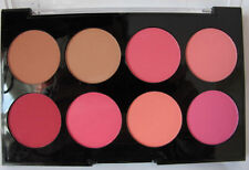 Technic Colour Fix Blush Palette, Eight shades of Pressed Powder Blusher