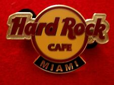 HRC Hard Rock Cafe Miami Logo New Style 4LC Holo Guitar Pick