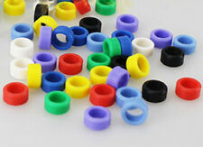 50 Pcs Dental Silicone Instrument Color CODE RING autoclavable Large Asstd