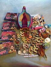 Bratz Genie Bottle, Clothing, Shoes and Accessories over 100 pieces