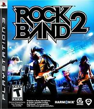 ROCK BAND 2 PS3