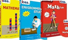 Educational CDs / DVDs for Class 7, Combo of 3 - Maths,Science & Activity-CBSE