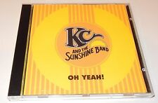 Oh Yeah!  KC & the Sunshine Band  CD  ZYX Music Germany