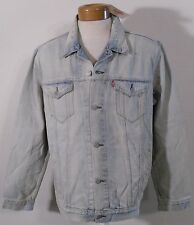 NWT Levis Mens The Trucker Jacket XL Flushed 723340158 MSRP$148