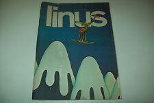 LINUS NUMERO 12 ANNO 14-MILANO LIBRI DICEMBRE 1978