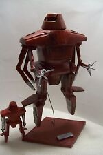 "HOT TOYS SIDESHOW ""Maximilian""Most Evil droid Every 12'' Baddest of the BAD!!"
