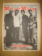 MELODY MAKER 1981 APR 25 WILD BUNCH LONE STAR NUMAN JAM