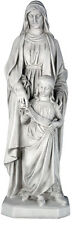 "St. Anne and Child Catholic Christian sculpture statue 50"" for home or garden"