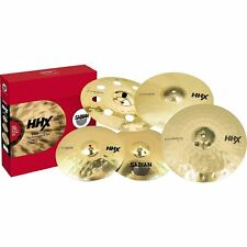 "Sabian 15005XEBP HHX Evolution Promotional Cymbal Set Pack w/ FREE 18"" O-Zone"