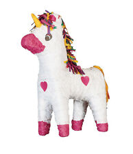 Unicorn Pinata - Girls Fairytale Princess Themed Birthday Party Supplies & Games