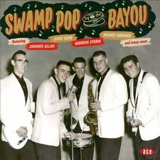 Swamp Pop by the Bayou by Various Artists (CD, Mar-2014, Ace (Label))