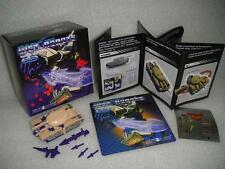 New Transformers Justitoys WST Robots Ground Air Commander G1 Blitzwing In Stock