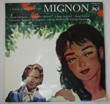 AMBROISE THOMAS (LP 33T)  MIGNON (EXTRAITS) MOIZAN - MICHEAU - LIBERO DE LUCA