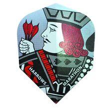 5 jeux = 15 ailettes de flechettes Harrows MARATHON Ailette pour flechette dart