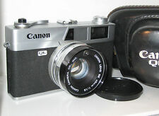 CANON CANONET QL19 QL 19  PERFETTA SERVICED 100% FUNZIONANTE FULL WORKING