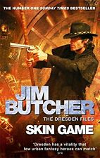 Skin Game (Dresden Files),New Condition