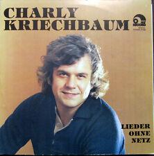 LP / CHARLY KRIECHBAUM / TOP RARITÄT / AUSTRIA / MINT /
