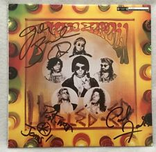 "Autographed Dread Zeppelin ""Un-Led-Ed"" Colored Yellow Vinyl"