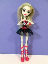 Monster High Doll - LAGOONA BLUE in Dance Class - Light Blue Skin 2008