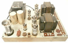 ROWE JAN or JAO part:  Tested & Working  TUBE AMPLIFIER R-3390-A