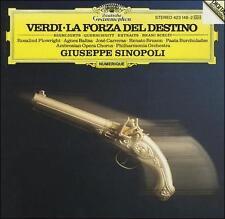 `; Sinopoli, Giuseppe`-Verdi: La Forza Del Destino Hi CD NEW