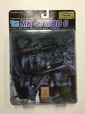 Barrack Sergeant 1/6th Navy Seal MK 43 Mod 0 Light Weight Machine Gun