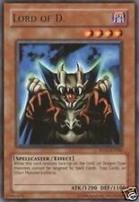 Lord Of D. - RP01-EN086 - Rare - Yugioh  Retro Pack 1