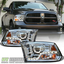 [Mono-Eye] 2009-2017 Dodge Ram 1500 2500 3500 LED DRL Halo Projector Headlights