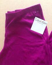 CALVIN KLEIN Womens Pyjama Bottoms / Lounge pants - Size M BNWT - Magenta Pink