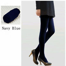 14 Colours Autumn Winter  Women  Pantyhose Stockings Socks Opaque Footed Tights