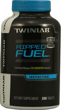 Ripped Fuel, Twinlab, 60 tablet