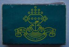 HOTEL LISBOA MACAU 77666 GREEN MATCHBOX