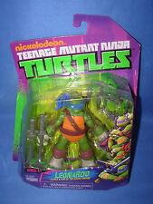 "LEONARDO 4"" Teenage Mutant Ninja Turtles TMNT Nickelodeon by Playmates"