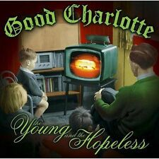 Good Charlotte - The Young and the Hopeless  (CD, Oct-2002, Epic (USA))