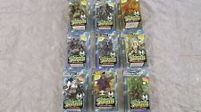 SPAWN Complete Set Series 4 (Includes THE MAXX) Plus 3 Variants - 9 Pieces