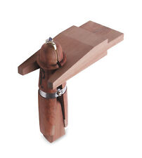Mahogany Ring Clamp with Collar and Custom Bench Pin | Euro Tool RCL-653.02