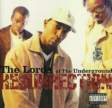 Lords of the Underground - Resurrection    NEW  cd in seal.