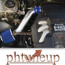 BLUE 2001-2004 SUBARU OUTBACK L.L. H6 VDC 3.0 3.0L DOHC AIR INTAKE KIT
