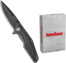 """Kershaw Starter Series 7.75"""" Assisted Opening Knife With Playing Cards 1318KITX"""