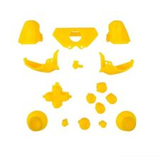 Xbox One full button set-Yellow
