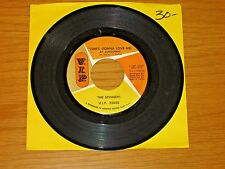 """NORTHERN SOUL 45 RPM - SPINNERS  V.I.P. 25050 """"(SHE'S GONNA LOVE ME) AT SUNDOWN"""""""