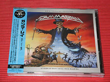 GAMMA RAY Sigh No More Anniversary Edition JAPAN 2 CD SET