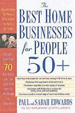 Best Home Businesses for People 50+ by Paul Edwards and Sarah Edwards (2004, Pap
