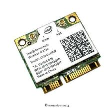 Intel 2230 Centrino 2230BNHW Wifi + Bluetooth 4.0 mini pci-E half size Card