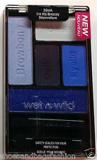 Wet n Wild Eye Shadow Palette 2014 NEW RELEASE # 394A I'm His Breezey LE