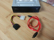 Samsung SH-224FB Internal DVD burner - OEM with SATA power and Data Cables