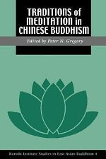 Traditions of Meditation in Chinese Buddhism Studies in East Asian Buddhism, No