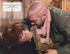 GEORGE PRAVDA FRANKENSTEIN MUST BE DESTROYED HAMMER 1969 VINTAGE LOBBY CARD #3